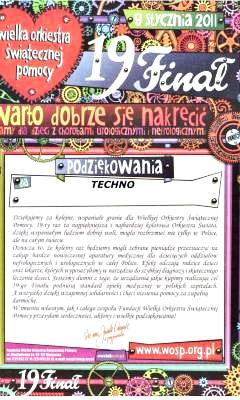 WOSP-2011
